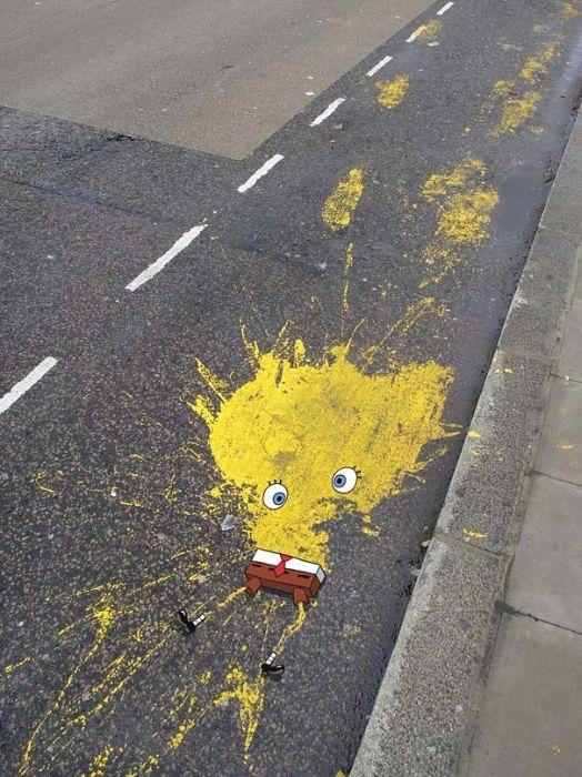 kat τεχνη του δρόμου 2