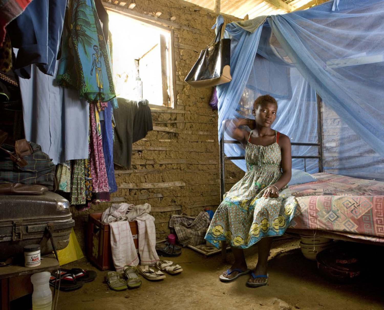 Bogol, 19 – Edea, Cameroon. (Photo by Gabriele Galimberti/Riverboom Ltd)