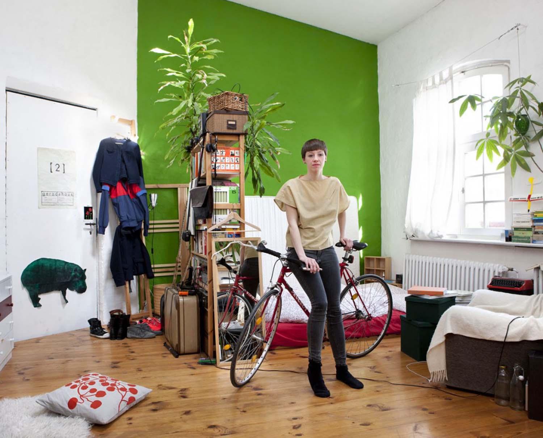 Celine, 22 – Berlin, Germany. (Photo by Gabriele Galimberti/Riverboom Ltd)