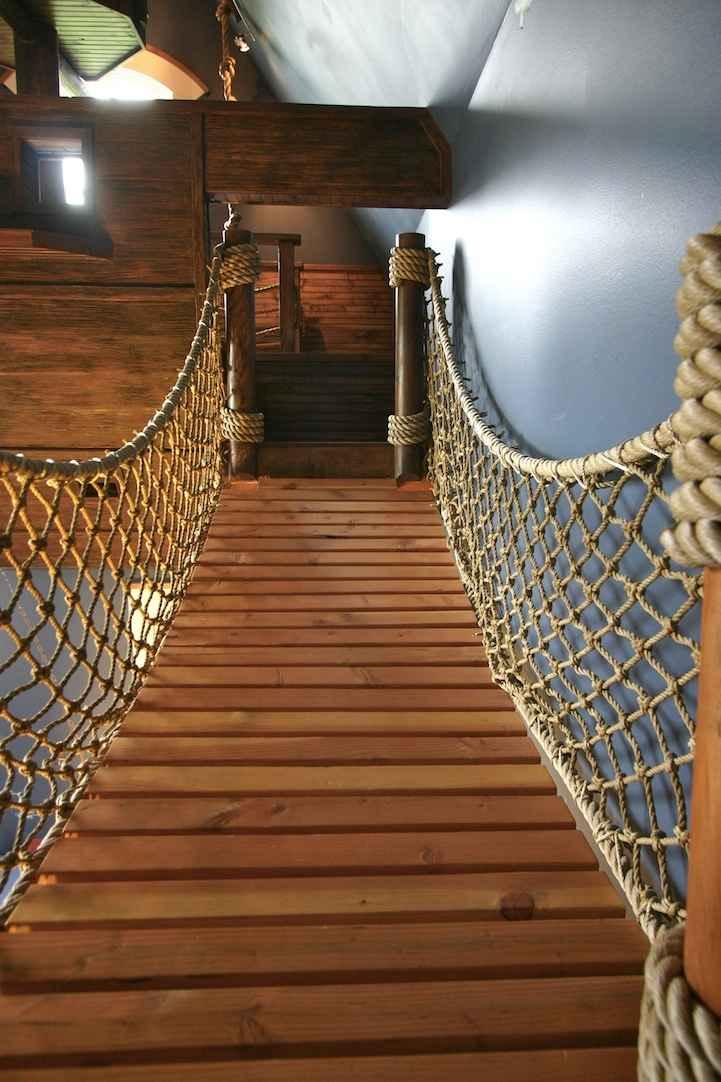 kat παιδικό έπιπλο δωμάτιο πειρατικό πλοίο 4