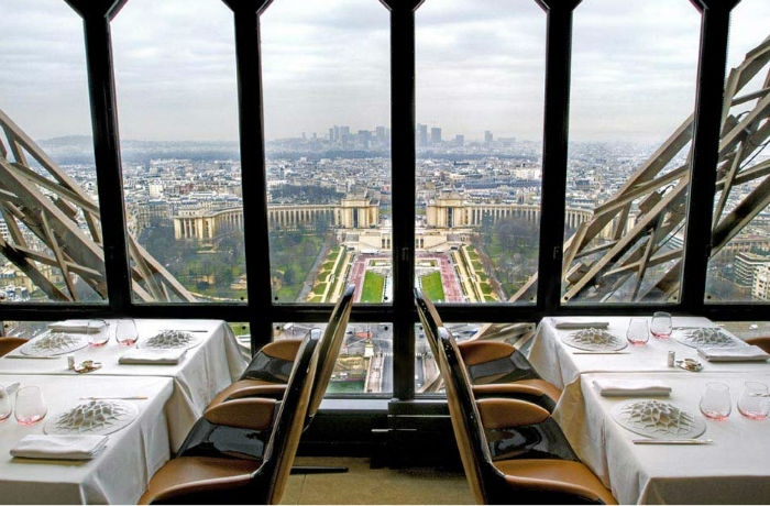10. Le Jules Verne in Paris, France