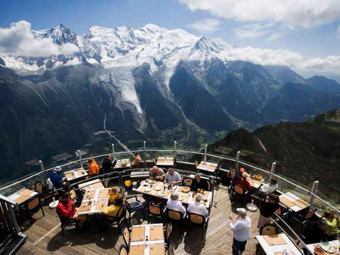 6. Le Panoramic in Chamonix, France