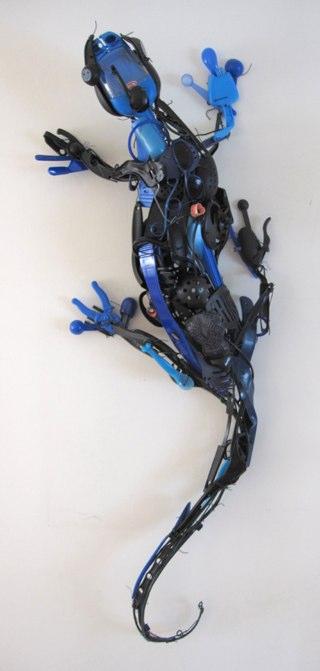 eik ανακυκλωμένο γλυπτό Sparkle12s