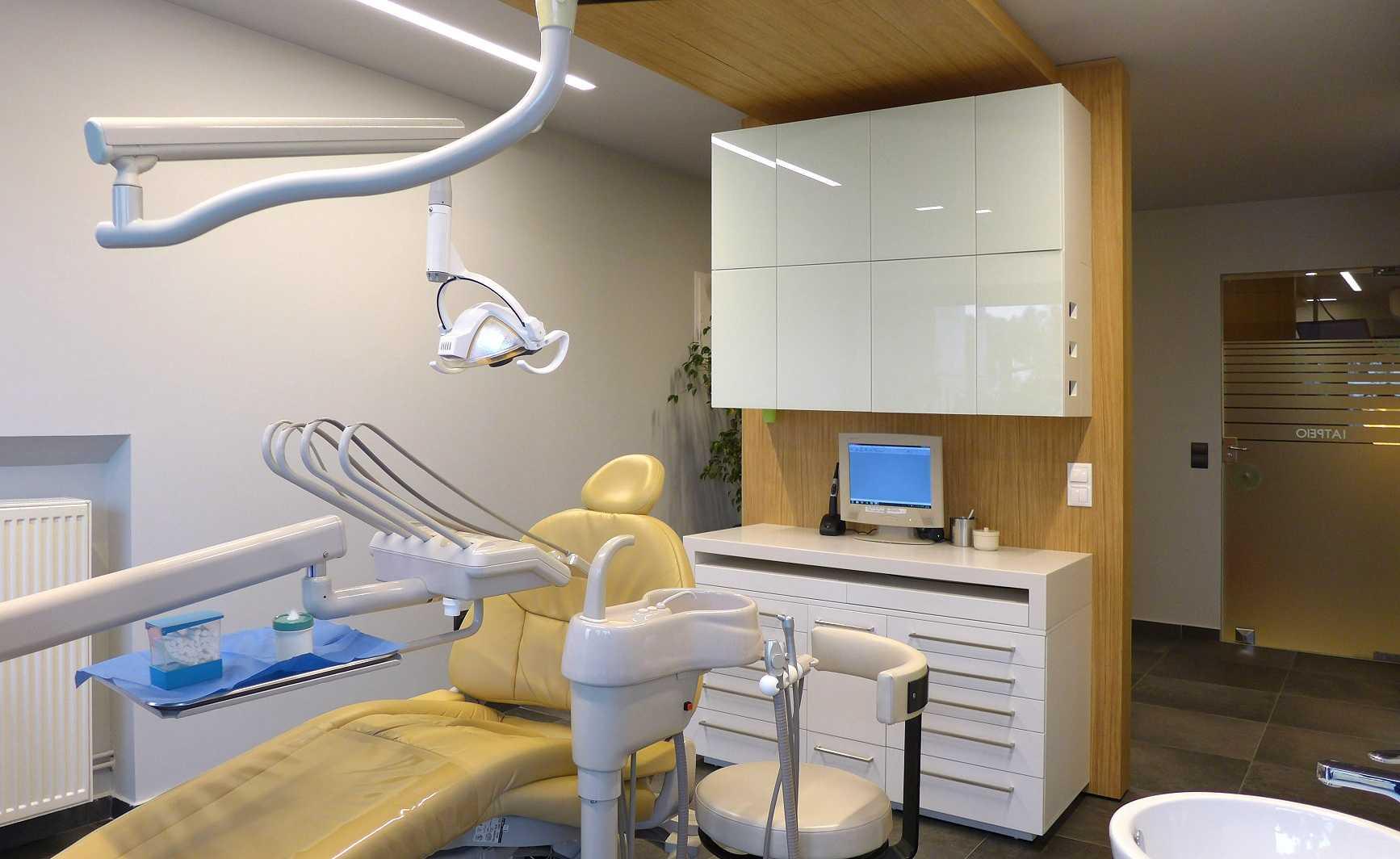 Οδοντιατρικό Κέντρο Πανοράματος. Σχεδιασμός και υλοποίηση: YFOS