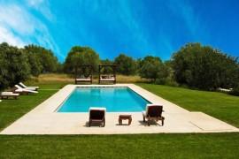 Μοντέρνα πισίνα @ Landscaping Network, Calimesa, CA